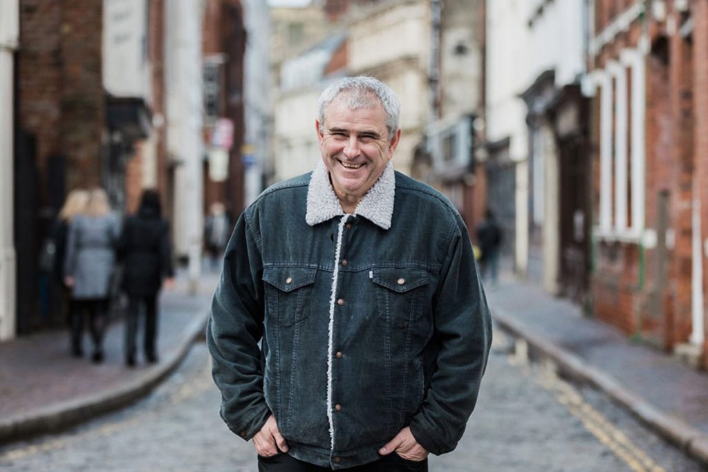 Sean McAllister Documentary filmmaker